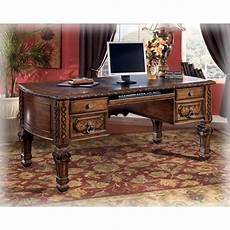ashley furniture home office desks h543 27 ashley furniture casa mollino home office leg desk