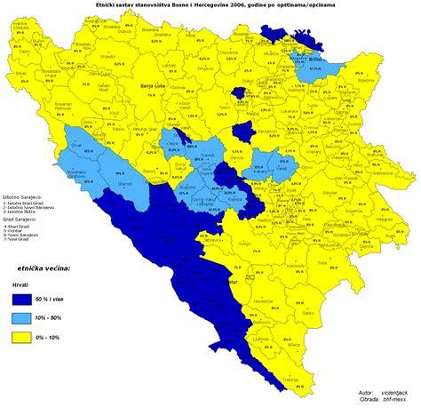 Etnicka Karta Bosne