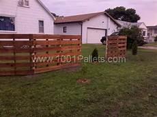 Pallets Fence Lattenzaun Palettenholz Und Diy Paletten