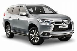 Mitsubishi Shogun Sport On Sale This April Priced From &163