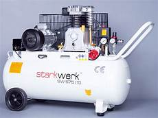 Druckluft Kompressor 100l - starkwerk druckluft kompressor sw 575 10