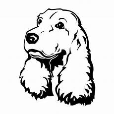 cocker spaniel car decal with images spaniel