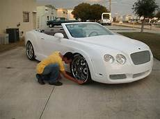 a chrysler sebring based bentley replica that could actually pass for its inspiration carscoops