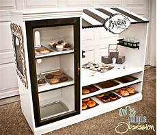 play kitchen from furniture play bakeryby my simple obsession toddler activities
