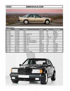 small engine repair manuals free download 1992 mercedes benz 190e windshield wipe control mercedes benz 201 w201 service repair manuals