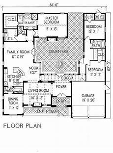 spanish house plans with courtyard 26 best hacienda house plans images on pinterest