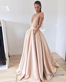 cap sleeve 2019 prom dress beads long evening gowns evening dresses prom evening high