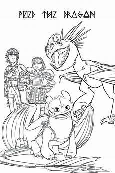 Kostenlose Malvorlagen Dragons Free Printables How To Your Ohnezahn