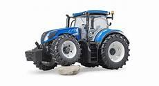 New T7 315 Bruder Traktor Bruder New