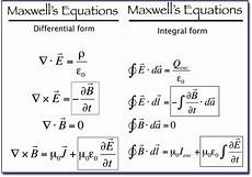 maxwell s equations integral form what are maxwell s equations in integral maths and what was the contribution of maxwell to
