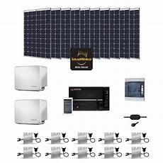kit solaire 3000w autoconsommation avec batterie