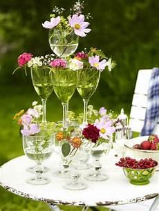 Tischdeko Mit Blumen 35 Ideen Archzine Net