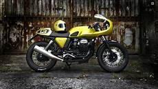 Moto Guzzi Cafe Racer - moto guzzi v7 cafe racer summer update cowl available to