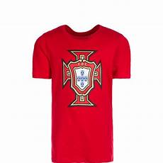 nike portugal t shirt wm 2018 kinder rot kaufen