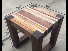 Sachen Aus Holz Bauen - tisch selbst bauen diy tisch selber bauen tisch bauen