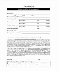 free 13 check authorization forms in pdf ms word