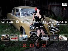 PHOTOS Sexy German Women And Vintage US Cars  Business