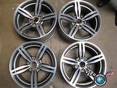 06 10 bmw m6 factory 19 quot wheels rims oem 59544 59546 style