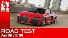 Audi R8 V12 Tdi Subtitled