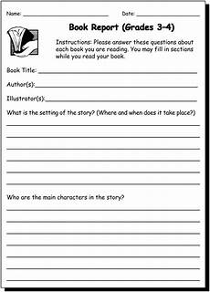 writing worksheets for 4th grade students 22881 book report 3 4 practice writing worksheet for 3rd and 4th graders jumpstart products i