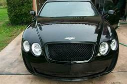 Chrysler Sebring Bentley Continental Supersports Replica