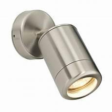endon 14017 atlantis 1 light outdoor wall spot light marine grade