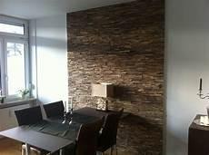 Wohnzimmer Grau Holz - holz wandverkleidung modern braun grau bs holzdesign