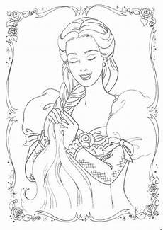 Prinzessin Malvorlagen Zum Ausmalen Malvorlagen Ausmalbilder Prinzessin Ausmalbilder