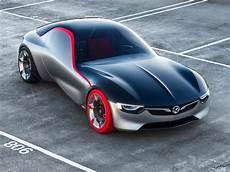 Opel Gt Concept Car Design