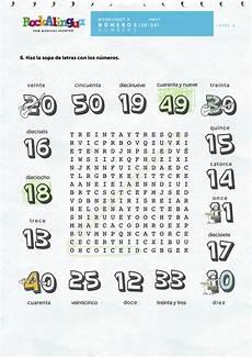 numbers 1 50 worksheet rockalingua