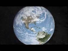 La Terre Vue Du Ciel La Nuit