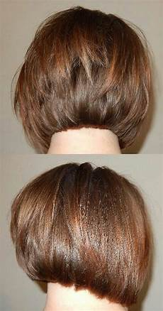 a line haircut back view hairstyles pinterest