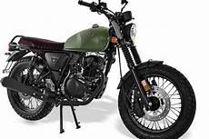 Moto Archive Motorcycle Scrambler 125 Paradise Moto