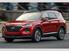 2019 Hyundai Santa Fe vs. 2018 Hyundai Santa Fe Sport