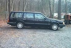 1994 Volvo 960 Station Wagon Fold Rear Seats Sunroof