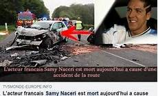 mort de voiture non samy naceri n est pas mort et il en a marre qu on l