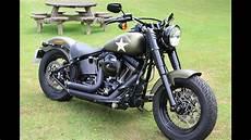 Harley Davidson Softail Slim Photo