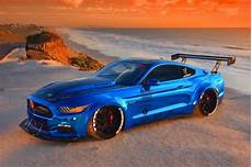 Ford Mustang Getunt - california builder shoots for ultimate mustang mod the