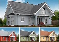 Fassadenfarbe Beispiele Gestaltung - farbtrends f 252 r fassaden bauhandwerk
