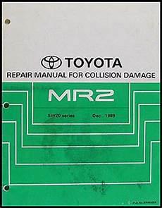auto repair manual online 1995 toyota mr2 regenerative braking 1990 toyota camry celica 1991 mr2 manual transmission repair shop manual original