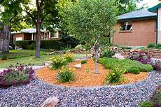 Simple Landscape Small Yard Landscaping Ideas Using