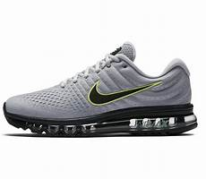 nike air max 2017 s running shoes grey black buy