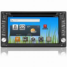 2 din android 4 1 autoradio gps wifi dvd bluetooth doppel