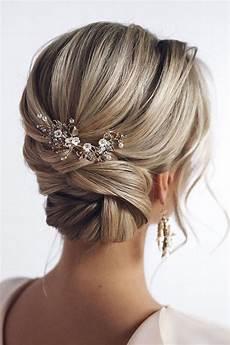 side swept updo hairstyle elegant wedding hairstyles