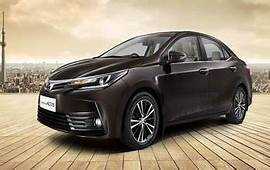 Toyota Cars Prices GST Rates Reviews New