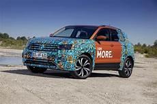New Volkswagen T Cross Launching In Europe 2019