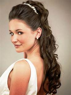 30 ideas for half up half down wedding hairstyles fashion lifestyle blog shinecoco com