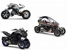 Tokyo Motor Show 2017 Yamahas LMWs Of The Future Are