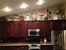 Ideas For Kitchen Above Cabinets by Best Images Rustic Decor Above Kitchen Cabinets Ideas For