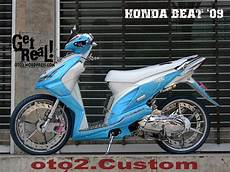 Airbrush Beat Karbu by Modifikasi Keren Honda Beat